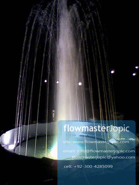 outdoor fountain | flowmasterjopic