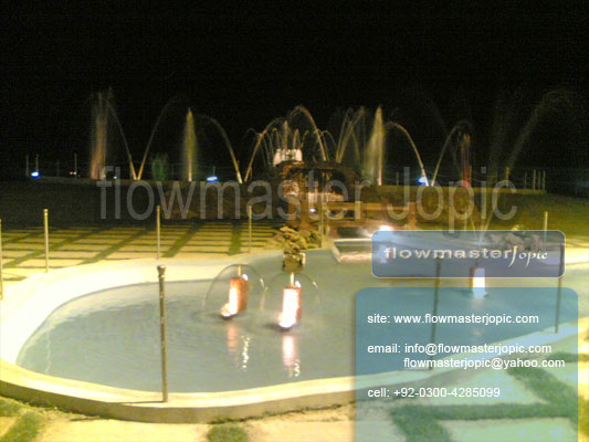 Musical and dancing fountain | flowmaster jopic